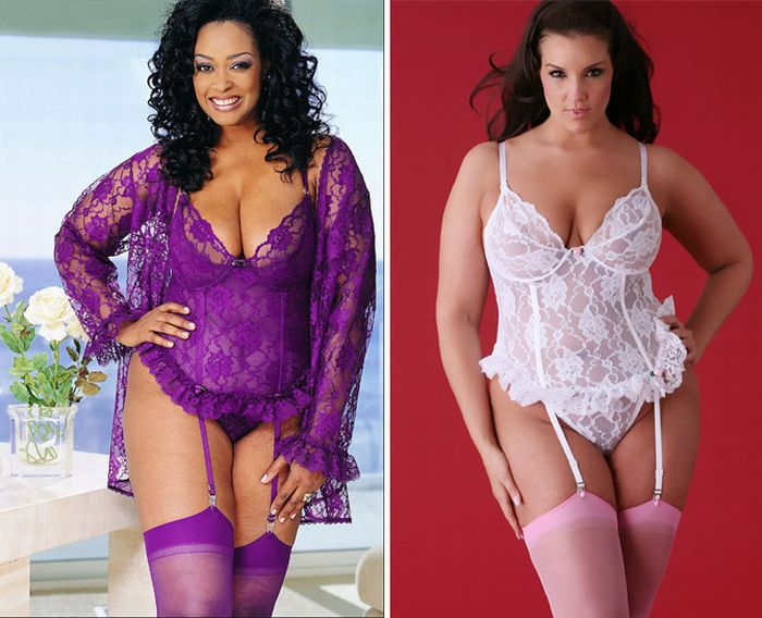 lingerie -Plus size beautiful lingerie